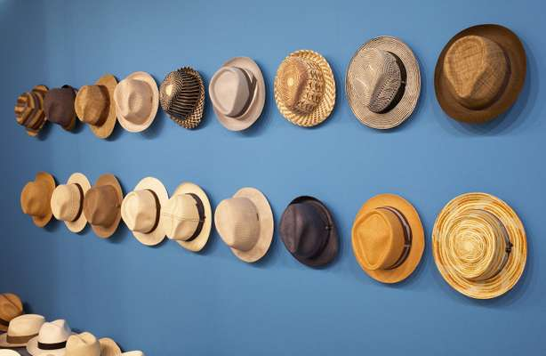 Hats by Borsalino