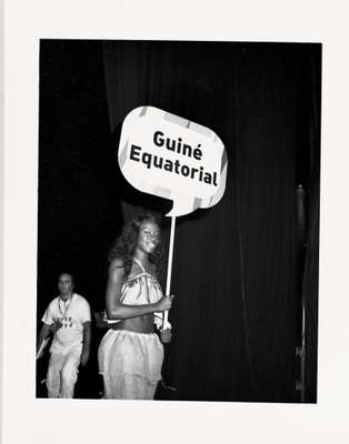 Ecuatorial Guinea makes its entrance