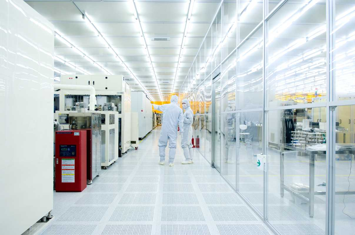 The NanoFab Centre