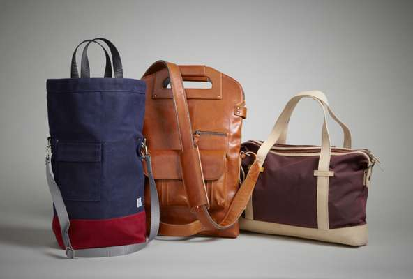 Top three bags  (left to right) Chester Wallace af1b985aa8187