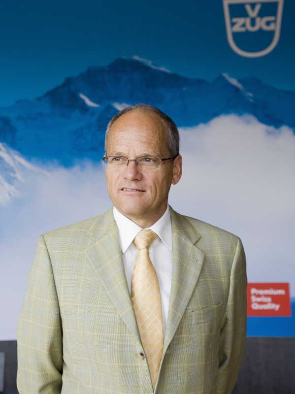 Export director René Fankhauser