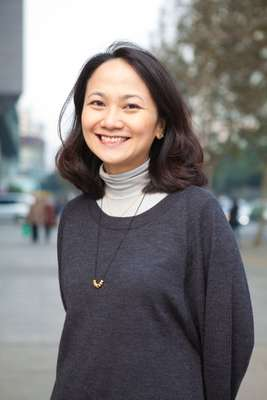 Vivian Lo of Hong Kong-based Swire Properties, one of the companies transforming Chengdu