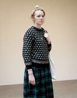 Laura Mills, BA Womenswear, UK
