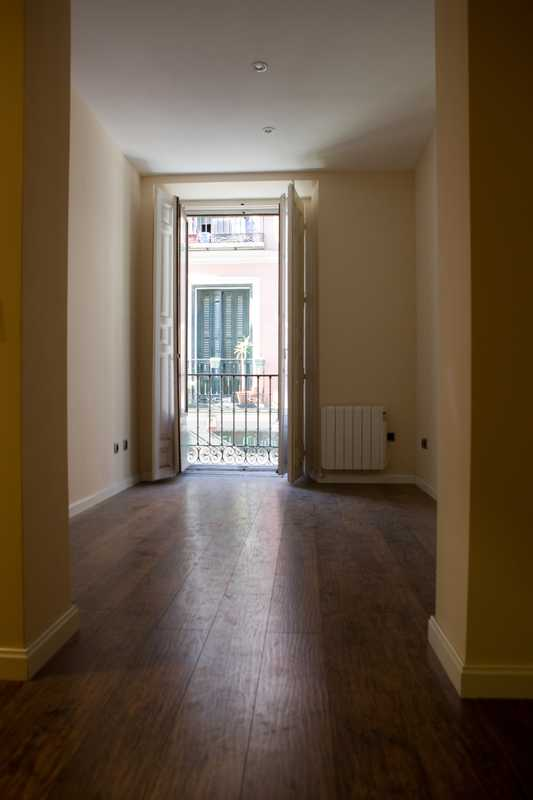 Flat for rent on calle de la Palma