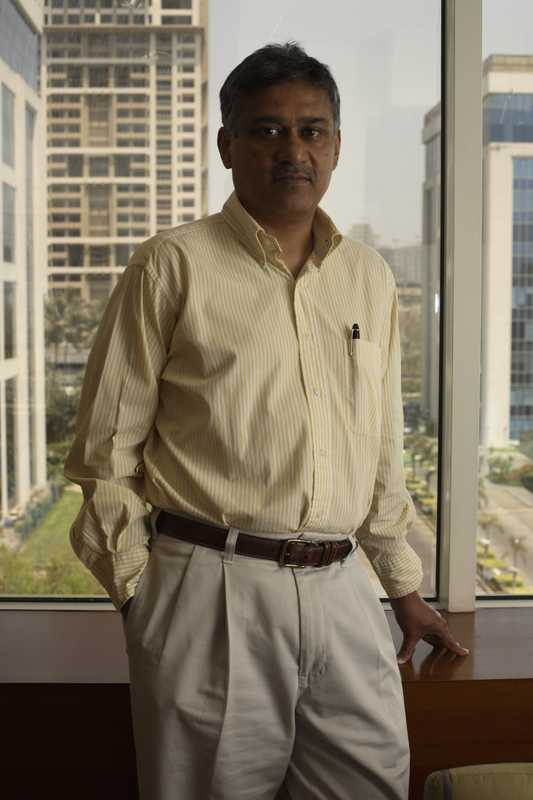 Colvyn Harris, CEO of JWT India