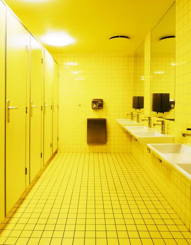 The boys' gets a similar treatment in yellow