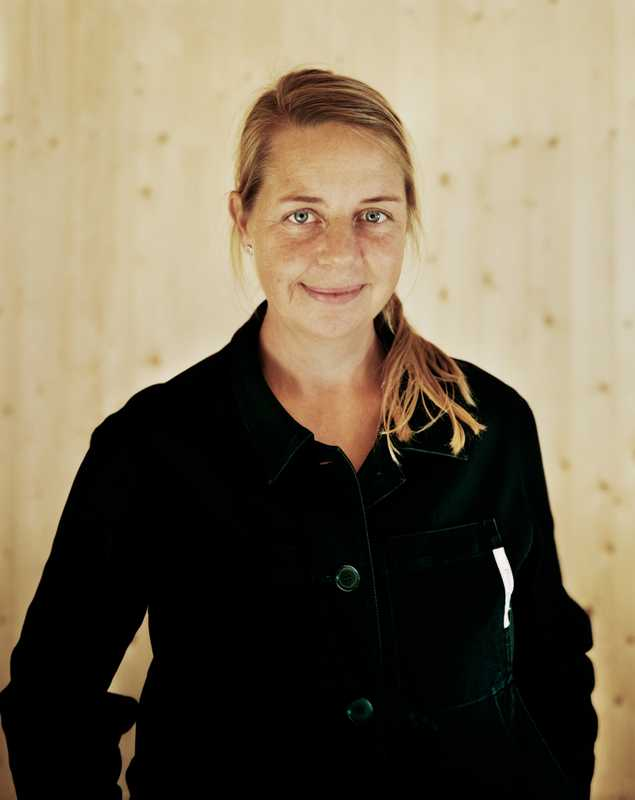 Helena Bloom, co-owner of Leva Husfabrik