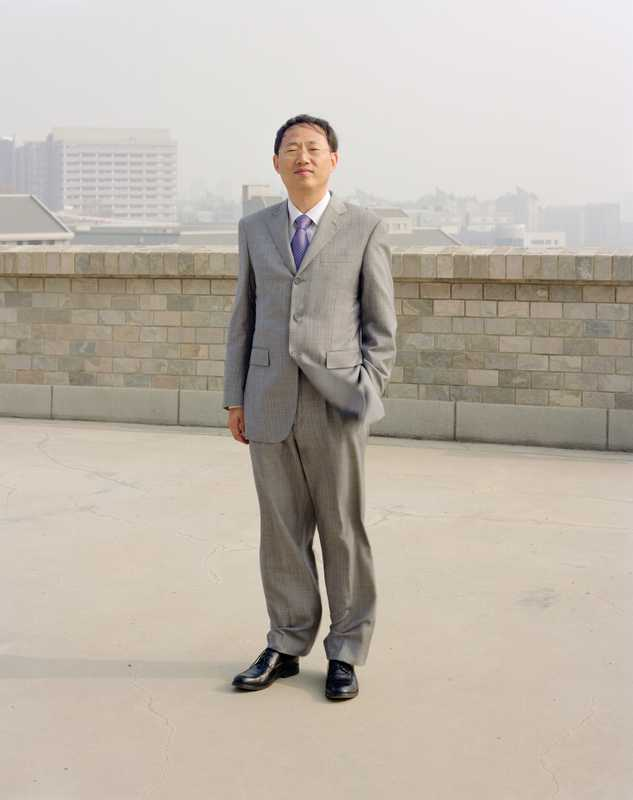Yu Hengzhuang of Dalian Software Park