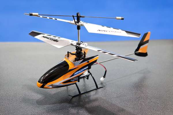 Ninco remote-controlled helicopter