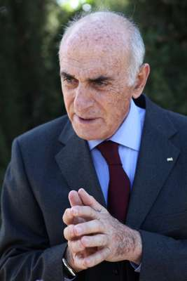 Munib al-Masri, chairman of Palestine Development and Investment