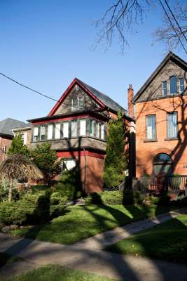 The Junction's beautiful Edwardian houses