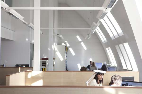 Gestalten's airy top-floor space in Berlin-Kreuzberg