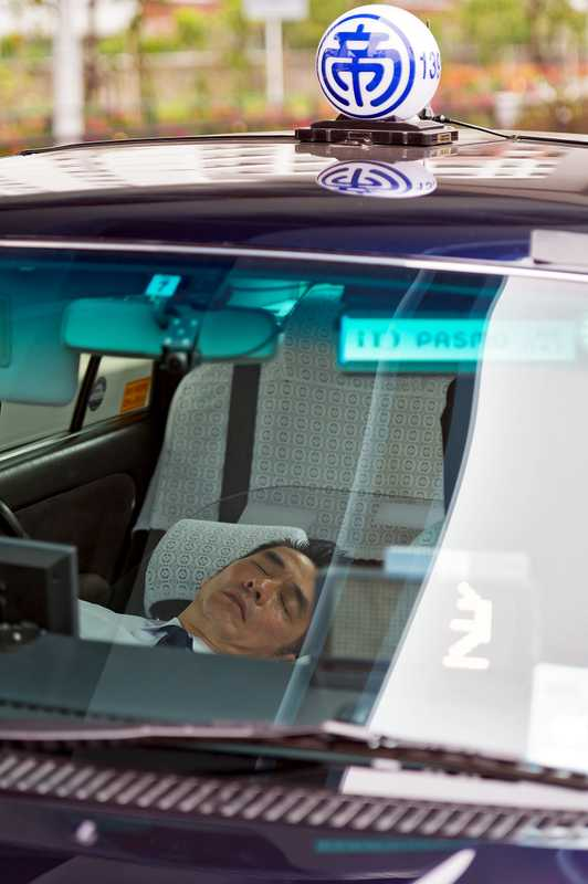 Drivers are required to rest three hours during a 21-hour shift