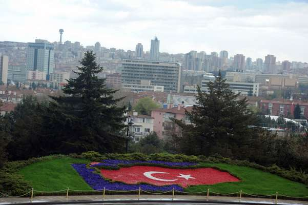 View of Ankara