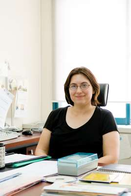 Kate Thompson, assistant professor of  engineering