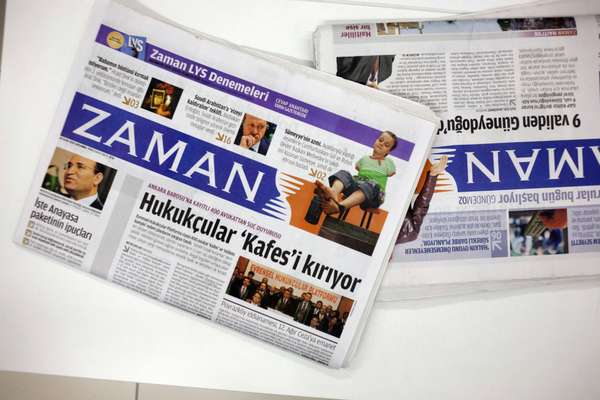 Edition of Zaman