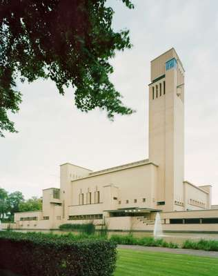 Dudok's town hall is one of the country's modernist masterpieces