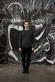 Massimiliano Gioni, director of special exhibitions