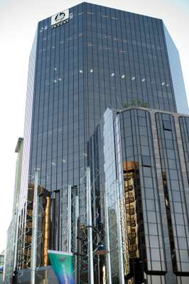 HP Tower, Wellington, home to JP Morgan and BNP Paribas