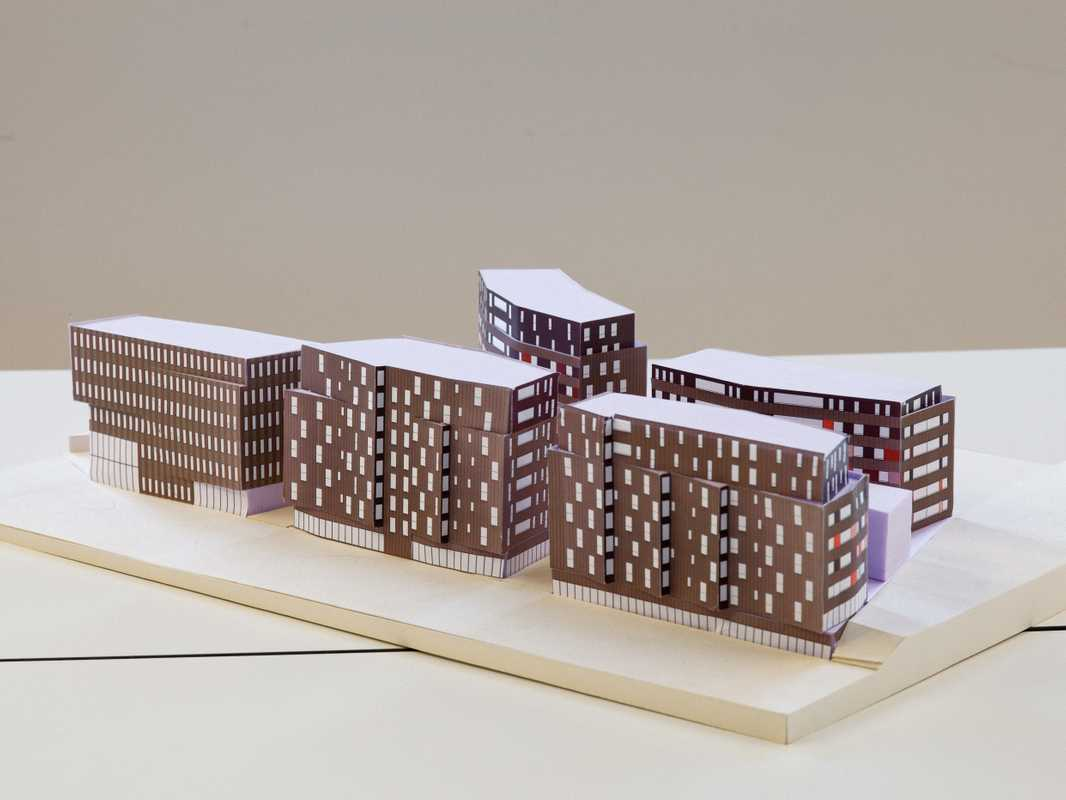 Early concept model for Low2No in Helsinki