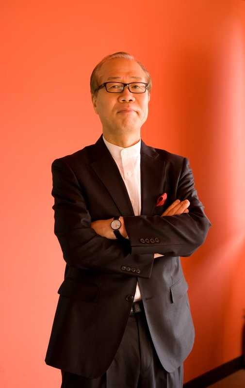 Kun-pyo Lee, head of industrial design