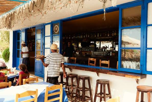 The bar opened in the middle of the Lebanese civil war in 1981