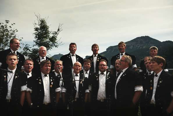 Brünig yodelling choir