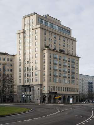 Henselmann Tower