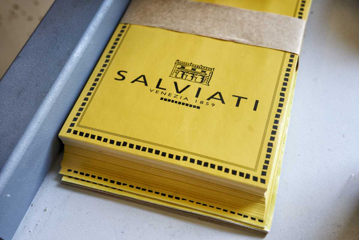 Salviati was founded  in 1859