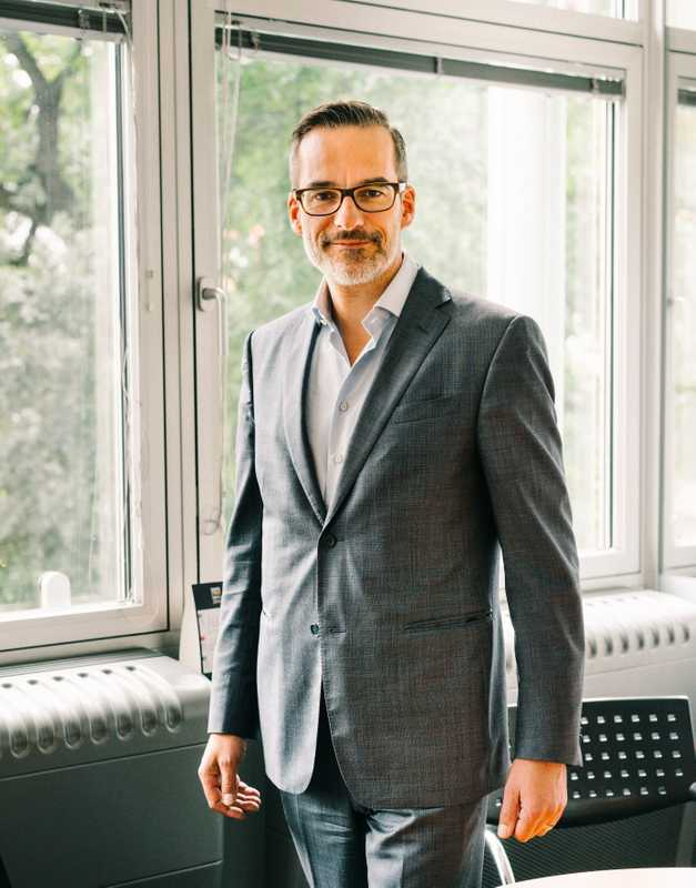 Stefan Franzke, CEO of Berlin Partner