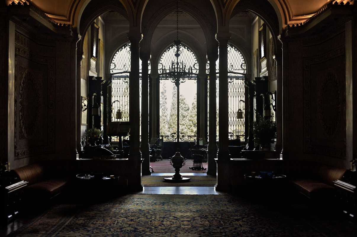 Main hall in Palais Sursock