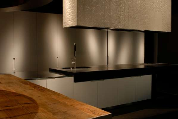 Boffi 'Duemilaotto' kitchen by Piero Lissoni