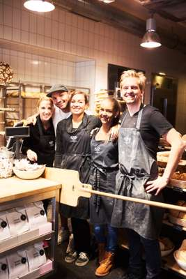 Auer bakery staff