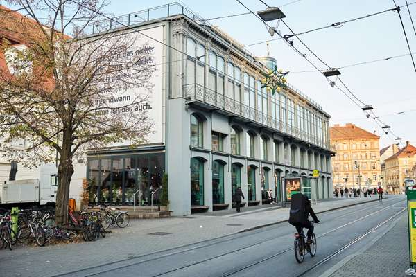 Kunsthauscafe building