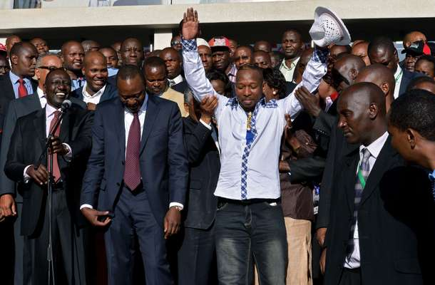 "Gidion Mburi Kioko aka Mike ""Sonko"" became the first Senator of Nairobi County"