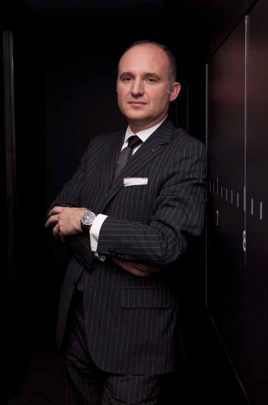 Carlos Rosillo, CEO, Bell & Ross