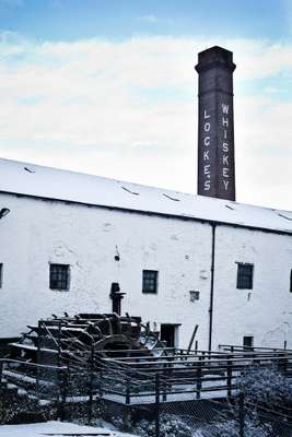 World's oldest whiskey distillery in Kilbeggan