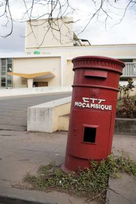A relic of Maputo's colonial past