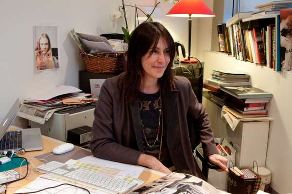 Fashion and lifestyle editor Elisabeth Lazaroo