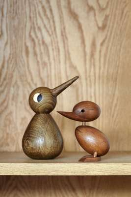 Kristian Vedel's bird and Bølling's duck