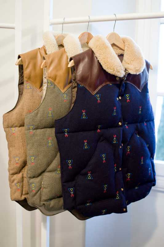 Rocky Mountain vests