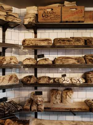 Fabrique's sourdough loaves
