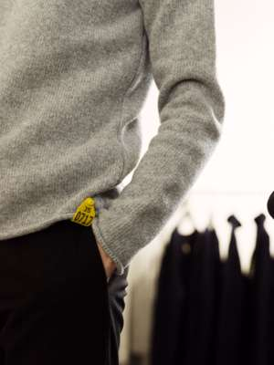 The Öland merino crewneck