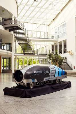 Hyperloop in all its glory