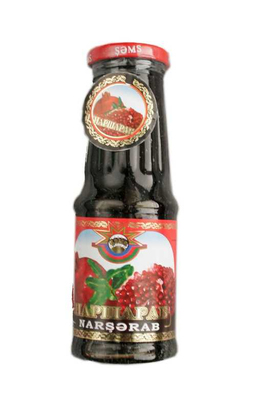 **2** Narsarab pomegranate sauce for sturgeon