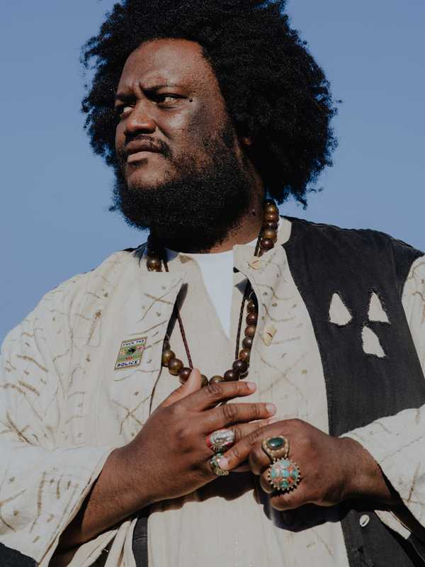 A Senagalese tailor introduced Kamasi Washington to the idea of wearing African inspired outfits