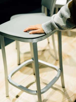 Stool by US brand Emeco