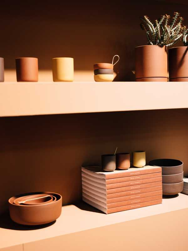 Ferm Living's earthy  colour palette