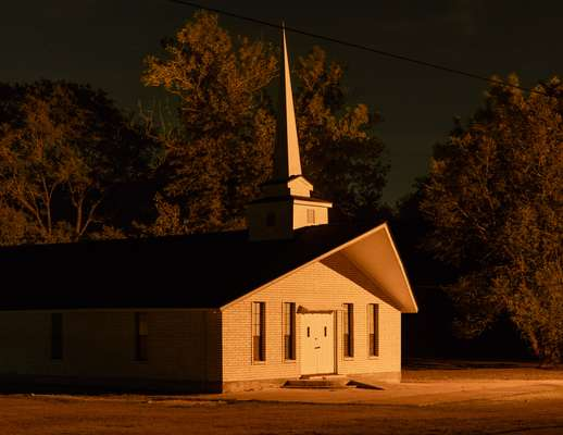 One of a million churches off the interstate