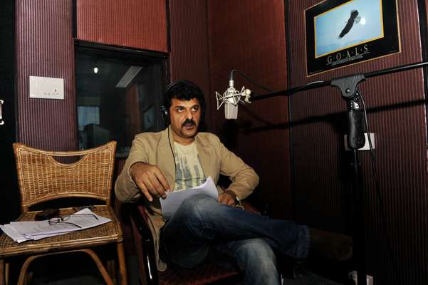 Rajesh Khattar, who has voiced for Johnny Depp and Tom Hanks